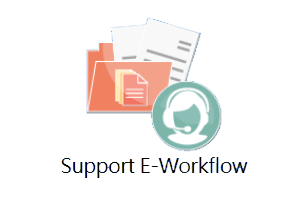 Support E-Workflow